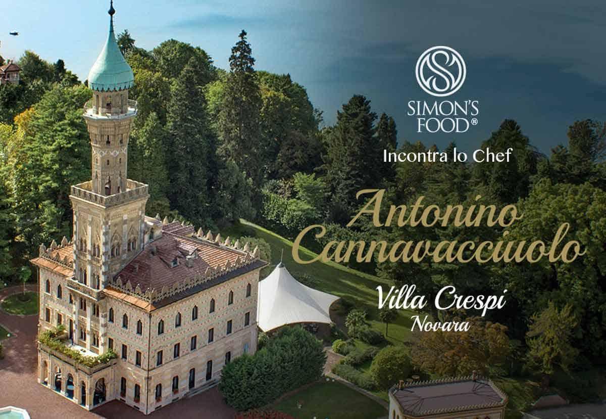 Villa Crespi Antonino Cannavacciuolo