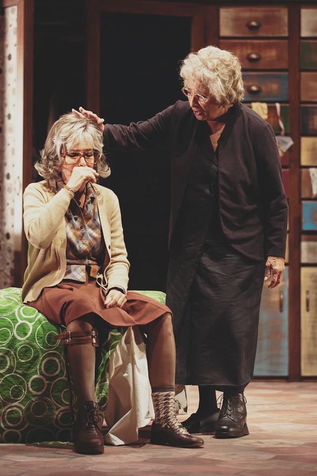 Giuliana De Sio a Teatro : La trama