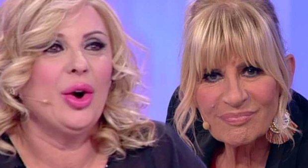 """Uomini e Donne"""", Tina contro Gemma"""