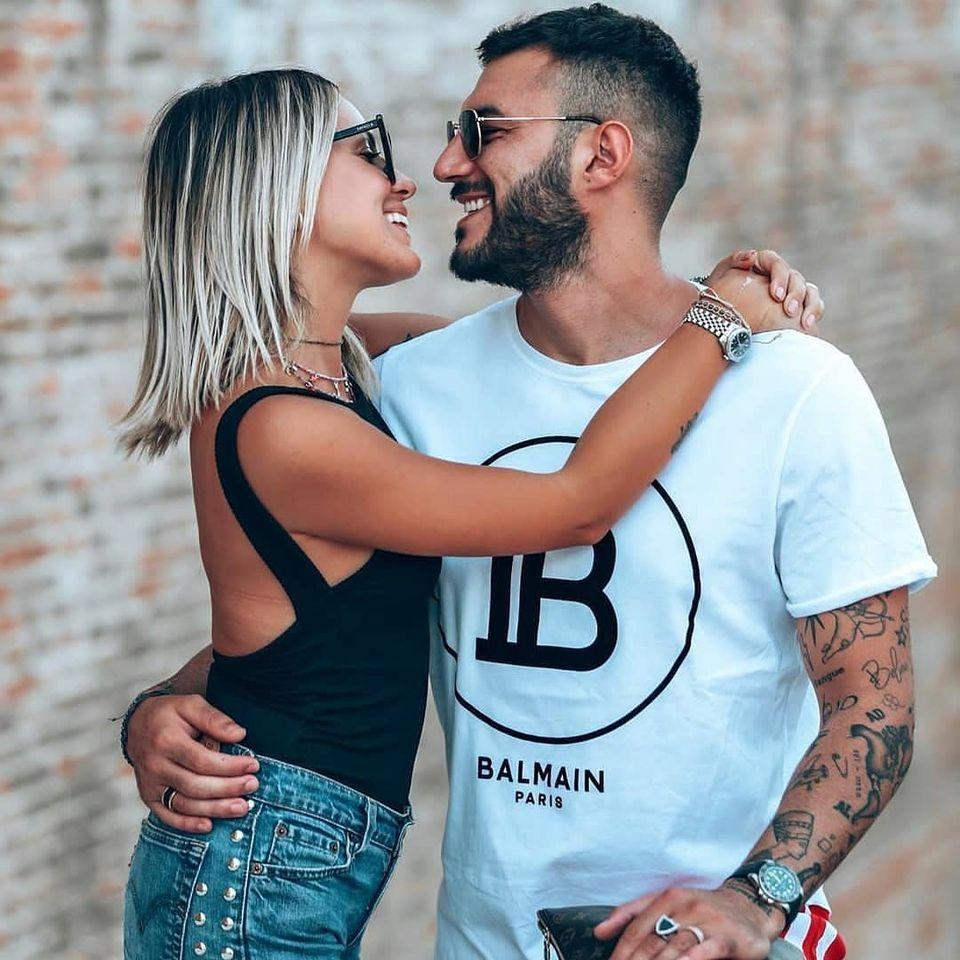 Claudia e Lorenzo da  Uomini e Donne