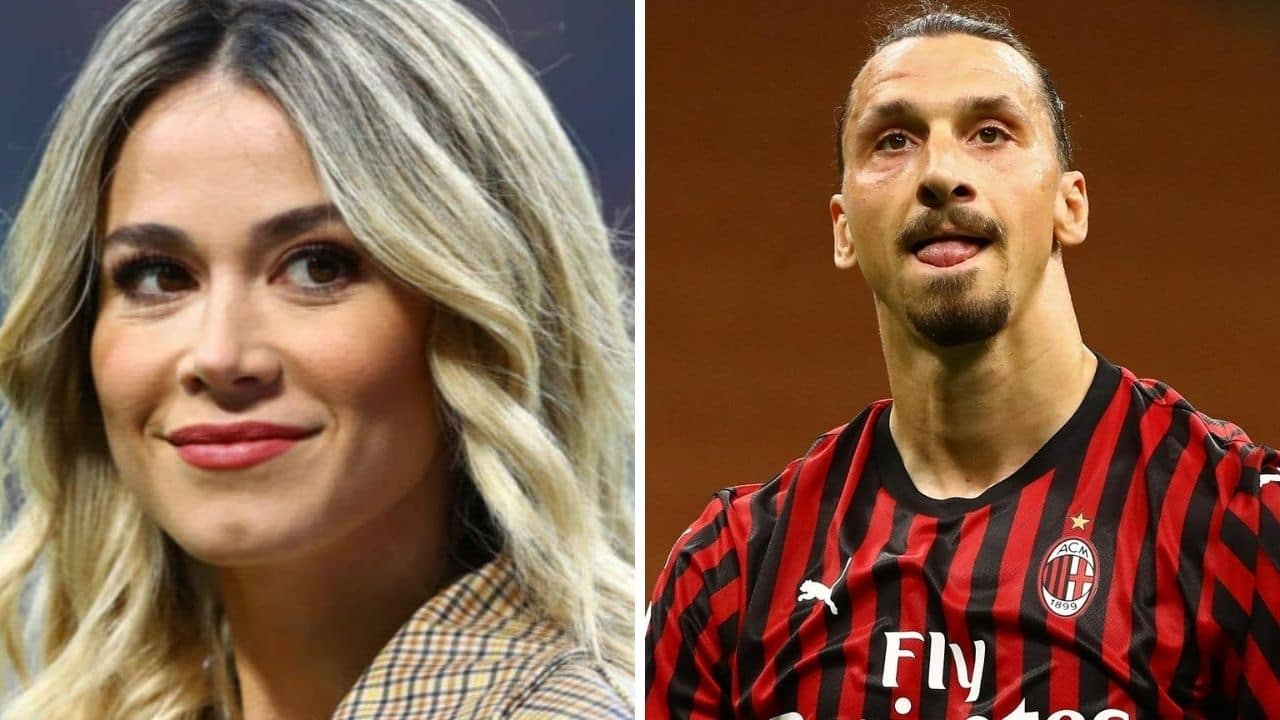Ibrahimovic e Diletta Leotta nuova coppia dell'estate: Nuove indiscrezione