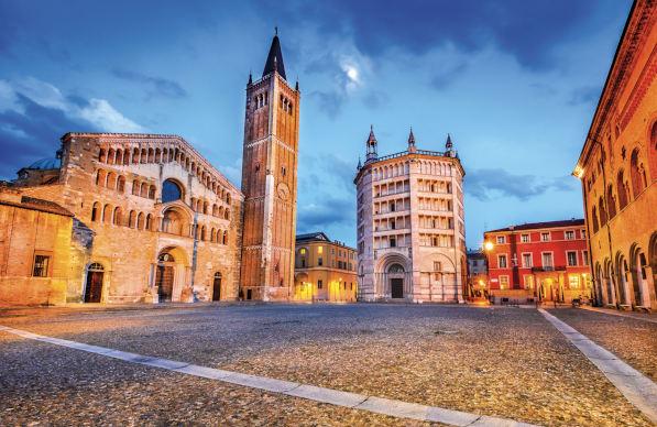 Parma Capitale della Cultura 2021