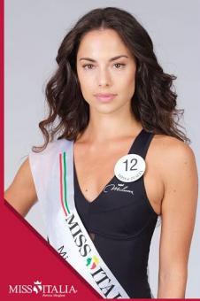 Carlotta Maggiorana Miss Italia 2020 »
