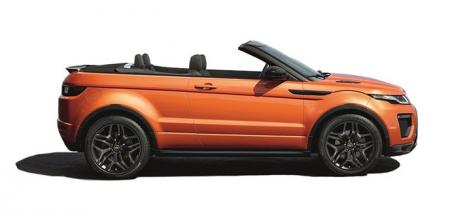 Land Range Rover Evoque Cabrio